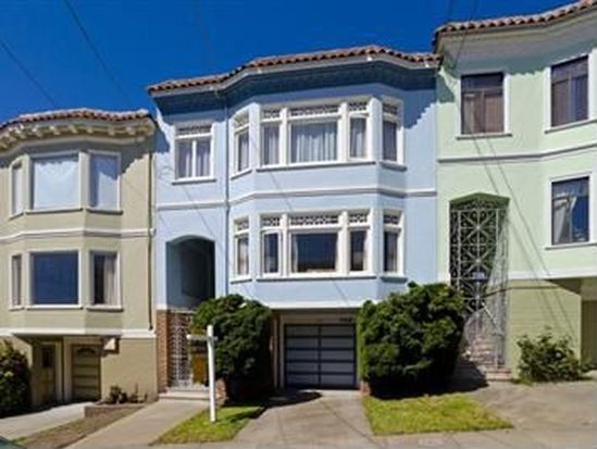 743 32nd Ave, San Francisco, CA 94121