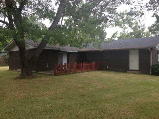 1018 Georgetown Street Ext, Crystal Springs, MS 39059
