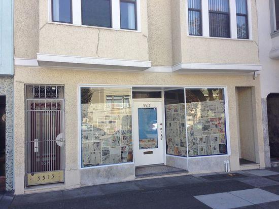5517 California St, San Francisco, CA 94121
