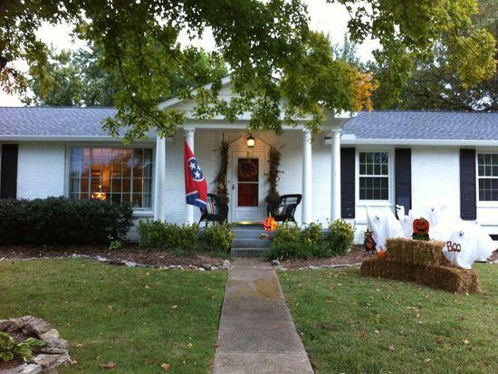 950 Percy Warner Blvd, Nashville, TN 37205