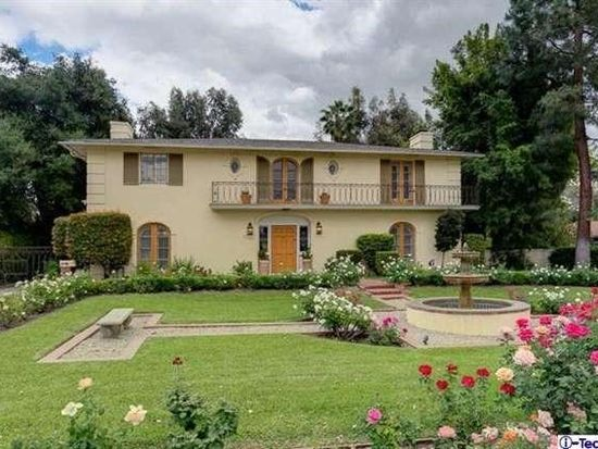 1320 N Arroyo Blvd, Pasadena, CA 91103