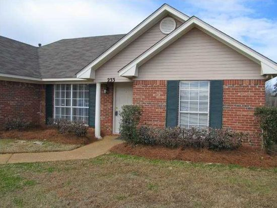 233 Shadow Creek Dr, Florence, MS 39073