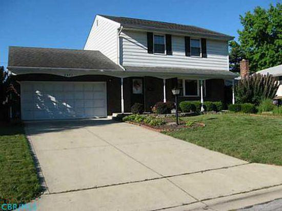 2853 Longfield Rd, Columbus, OH 43204