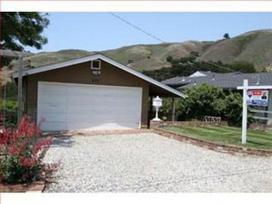 479 Loma Vista Ter, Pacifica, CA 94044