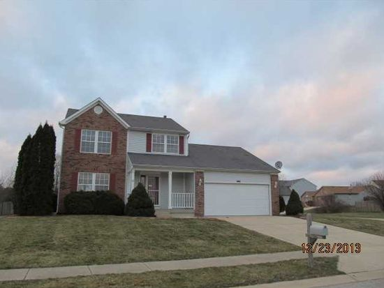 129 Fountain Dr, Mooresville, IN 46158