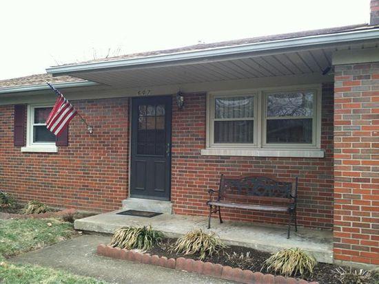 607 Worcester Rd, Lexington, KY 40503