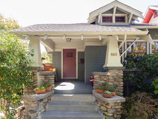 465 Hudson St, Oakland, CA 94618