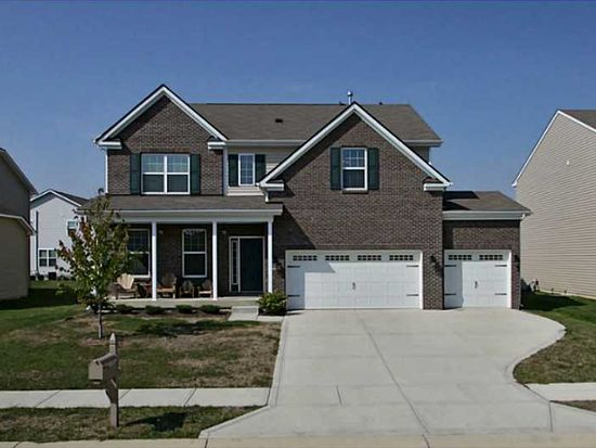 7738 Imperial Eagle Dr, Zionsville, IN 46077