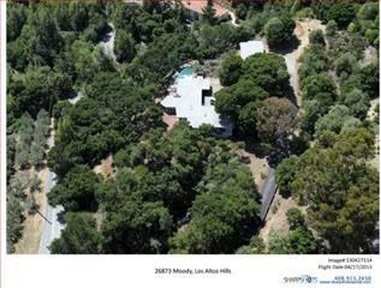 26873 Moody Rd, Los Altos Hills, CA 94022