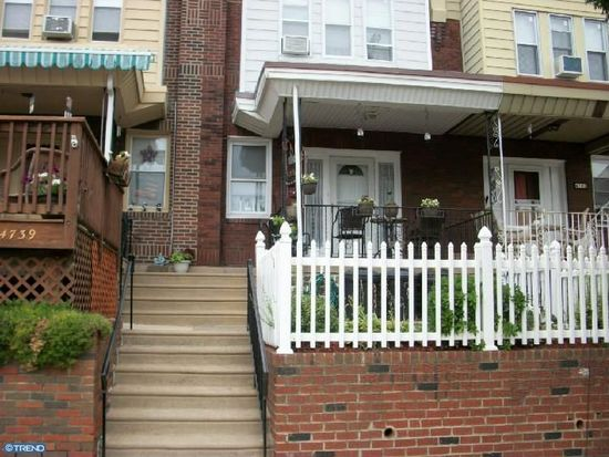 4741 Sheffield St, Philadelphia, PA 19136