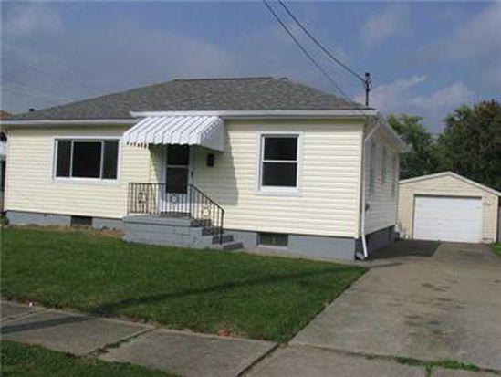 929 George St, Sharon, PA 16146