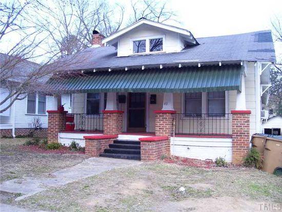 404 Chamberlain St, Raleigh, NC 27607
