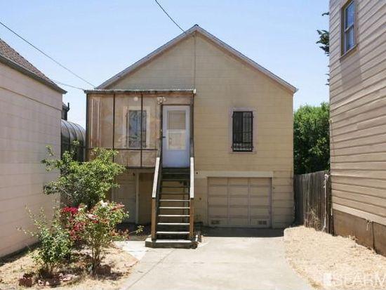 245 Arleta Ave, San Francisco, CA 94134
