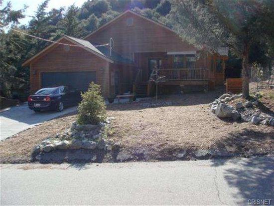 2500 Glacier Dr, Frazier Park, CA 93225