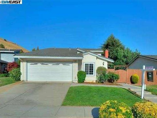 66 Snyder Way, Fremont, CA 94536