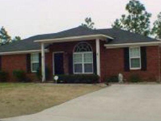1428 Brookstone Rd, Hephzibah, GA 30815