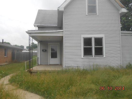 3622 E Lynn St, Anderson, IN 46013