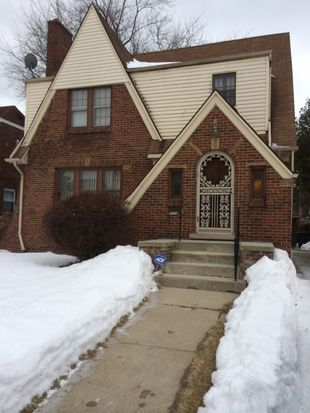 16723 Fielding St, Detroit, MI 48219