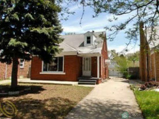 7460 Woodmont Ave, Detroit, MI 48228