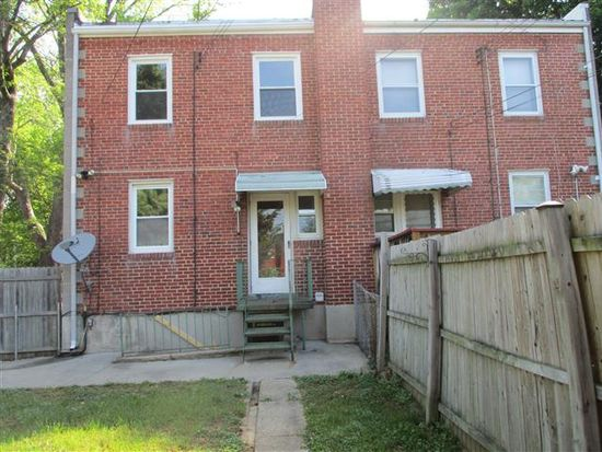 3813 Parkmont Ave, Baltimore, MD 21206