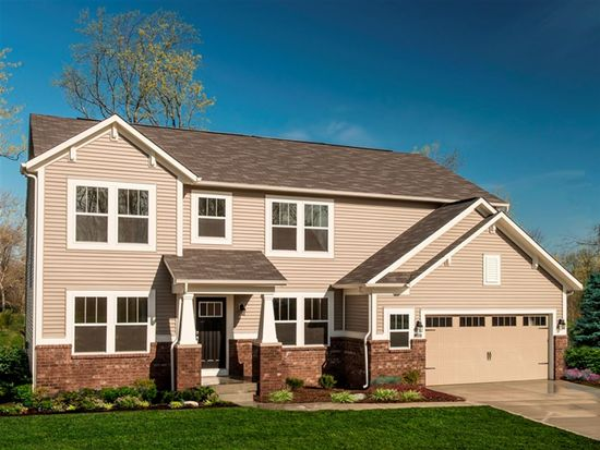 Columbia - Silverton Americana by Ryland Homes