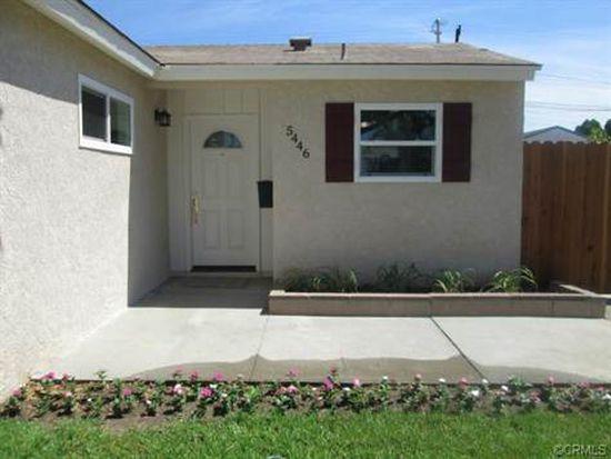5446 N Oakbank Ave, Covina, CA 91722
