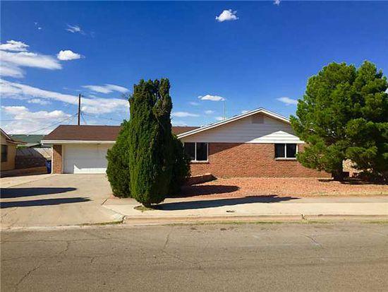 5305 Marcillus Ave, El Paso, TX 79924