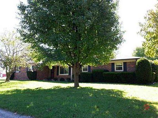 1007 Mohr St, Shelbyville, IN 46176