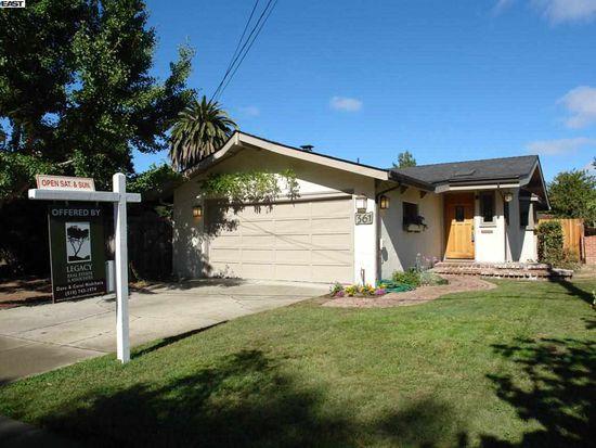 361 D St, Fremont, CA 94536