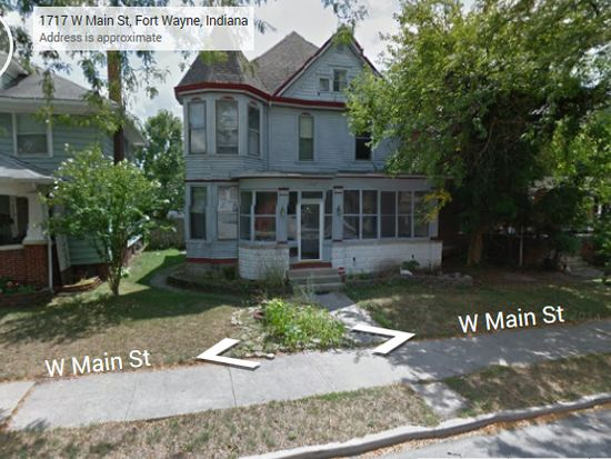 1717 W Main St, Fort Wayne, IN 46808