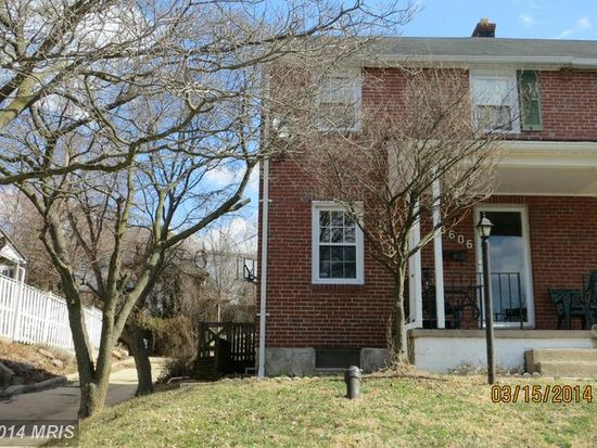 3606 Eastwood Dr, Baltimore, MD 21206