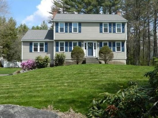 11 Stonecleave Rd, North Andover, MA 01845