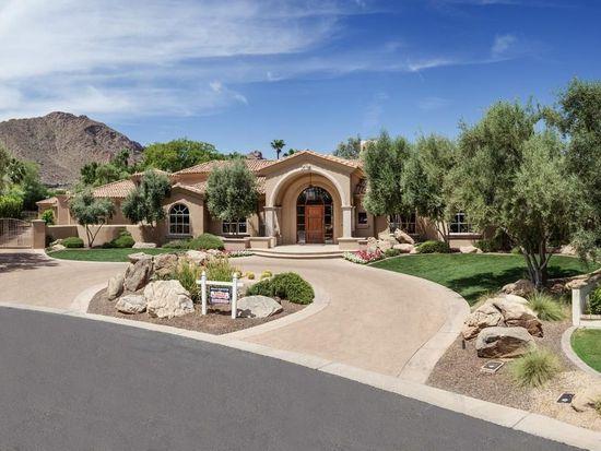 6001 E Naumann Dr, Paradise Valley, AZ 85253