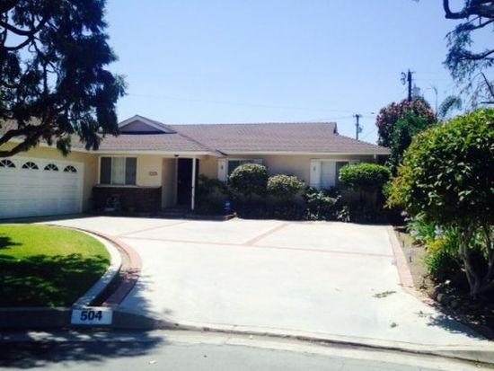 504 W Verness St, Covina, CA 91723