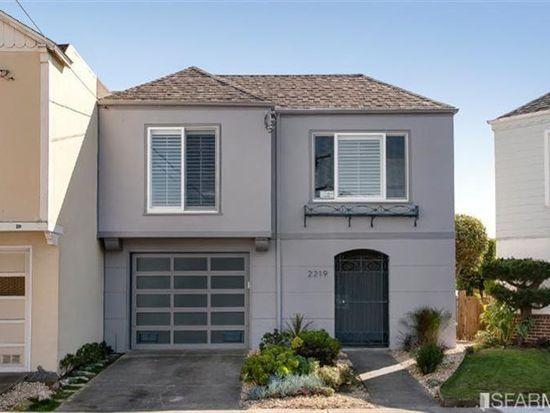2219 12th Ave, San Francisco, CA 94116