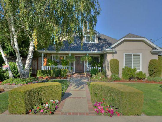 15690 Linda Ave, Los Gatos, CA 95032