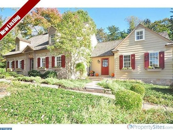 535 Pebble Hill Rd, Doylestown, PA 18901