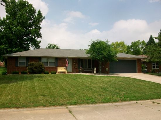 3504 Park Circle Dr, Anderson, IN 46012