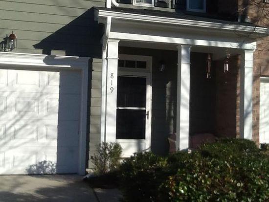 819 Straywhite Ave, Apex, NC 27539