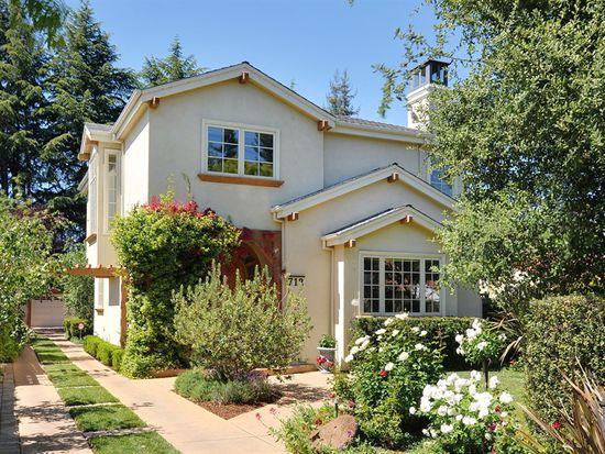 712 College Ave, Menlo Park, CA 94025