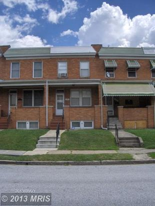 419 Elrino St, Baltimore, MD 21224
