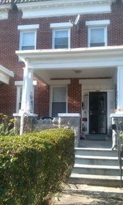 2624 Park Heights Ter, Baltimore, MD 21215