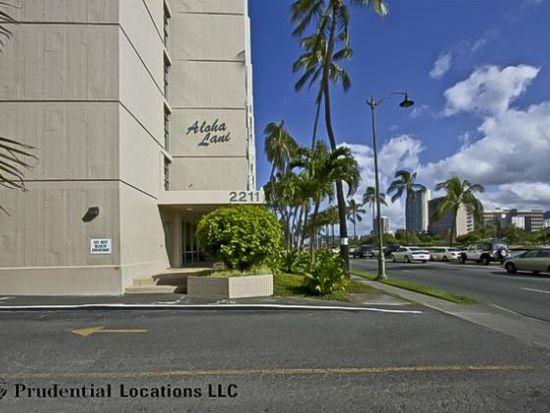 2211 Ala Wai Blvd APT 1003, Honolulu, HI 96815