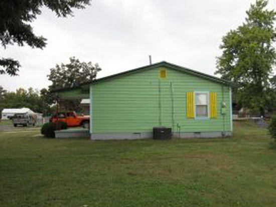 311 Duffee Ave, Eufaula, OK 74432