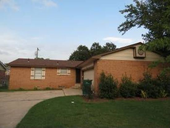 804 Sandy Ln, Choctaw, OK 73020