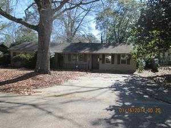 4315 Woodland Ave, Jackson, MS 39206
