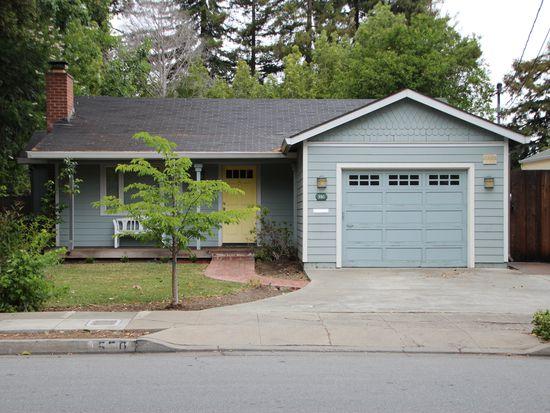 550 Gilbert Ave, Menlo Park, CA 94025