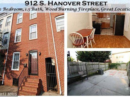 912 S Hanover St, Baltimore, MD 21230