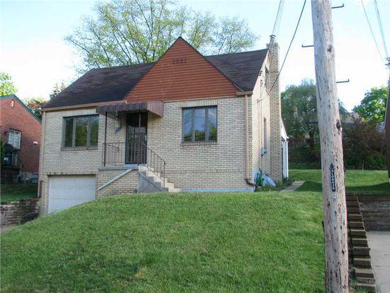 1067 Elwell St, Pittsburgh, PA 15207