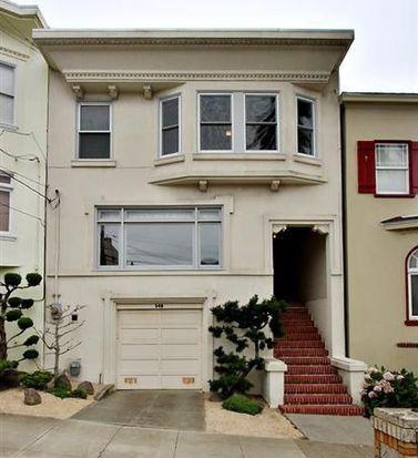 540 45th Ave, San Francisco, CA 94121